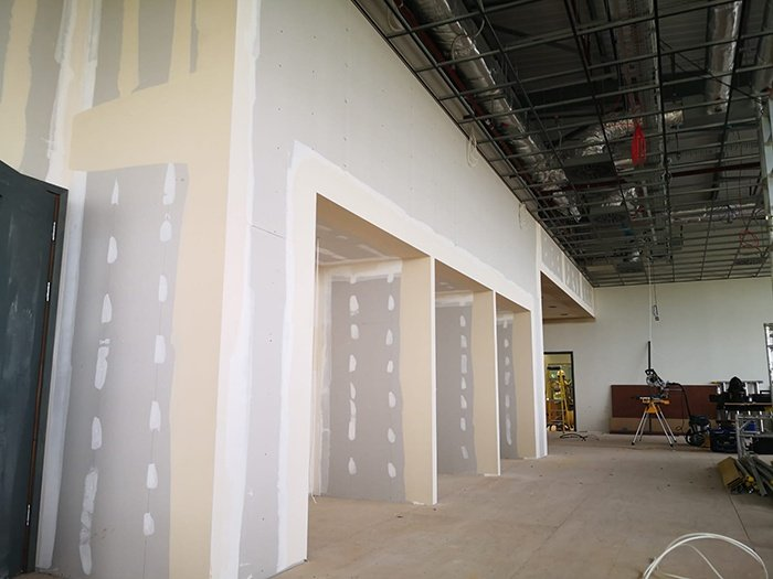 Taping and Jointing Contractor