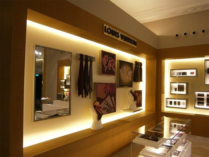 Louis Vuitton London Carpentry