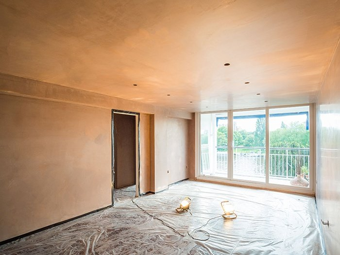 Plastering Contractor UK