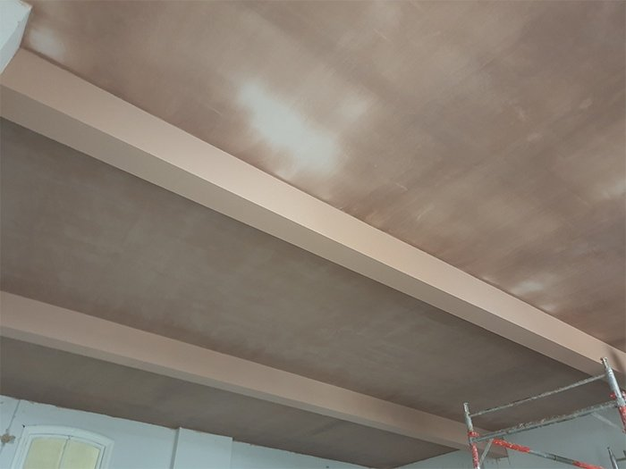 Plastering by TPLS
