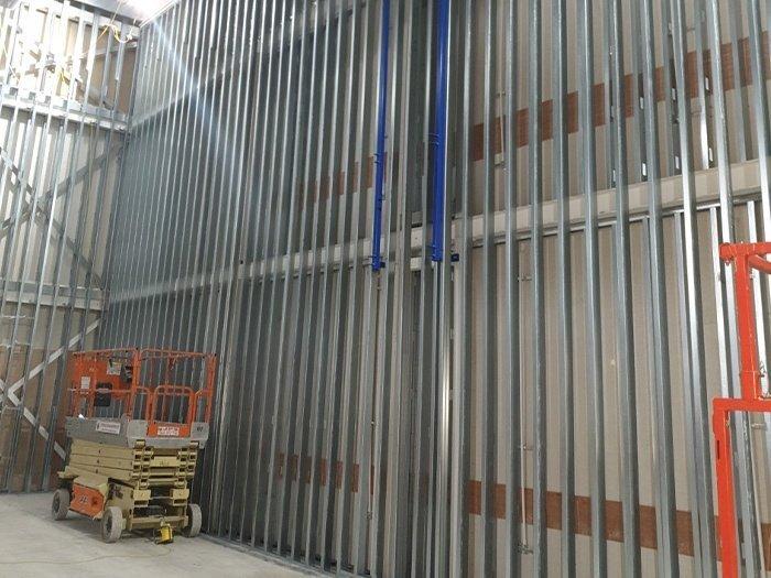 Steel Frame Installation