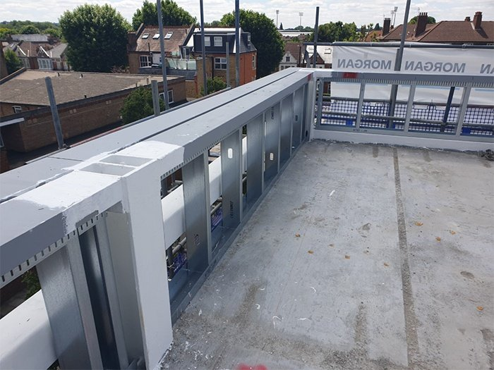 Steel Frame Systems london