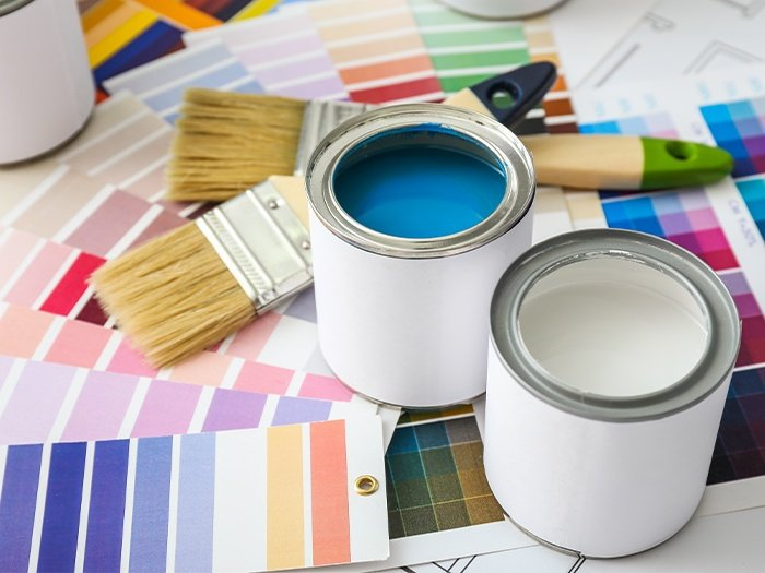 decorating contractor london