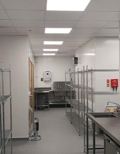 Commercial Kitchens & Suspended Ceilings 1
