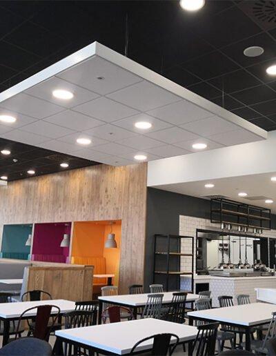 TPLS - New install ceilings