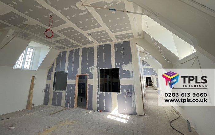 drylinging-suspended-ceilings-virgo-fidelis-school