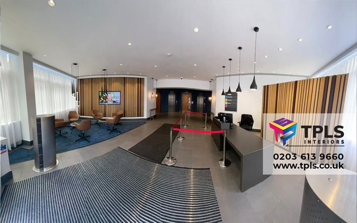 office-reception-upgrade-and-partition-london