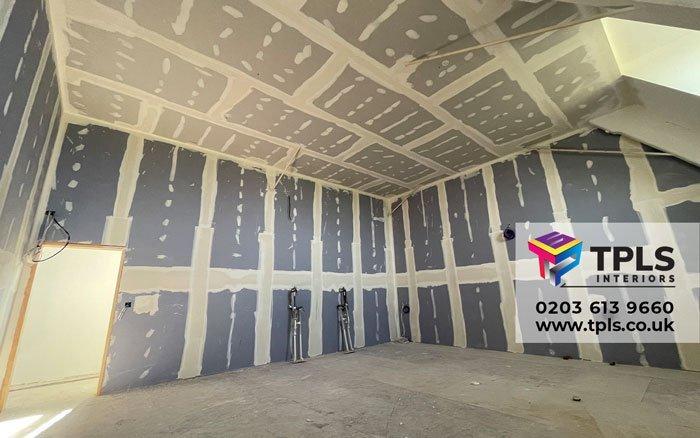 tape-and-joint-walls-ceilings-virgo-fidelis-school